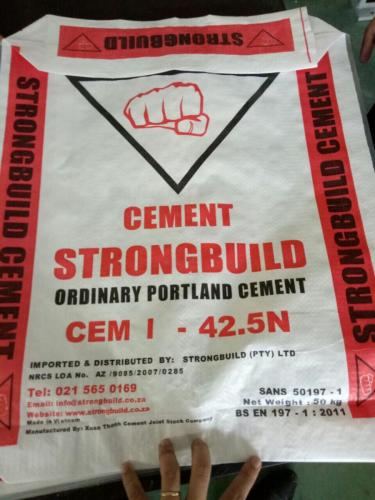 STRONGBUILD 42.5N BAG
